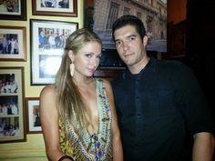 Paris Hilton en La Guarida