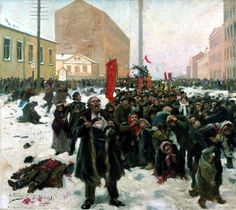 """Death in the snow"" - Bloody Sunday"