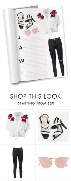 """""""Untitled #23"""" by jakabklaudia ❤ liked on Polyvore featuring Rails and So.Ya"""