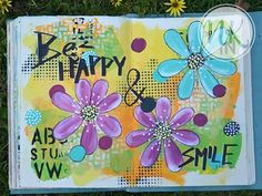 Nat's art journal 3rd October 2015 - YouTube