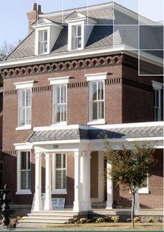 Market Street Inn Bed & Breakfast | Jeffersonville, IN across the Ohio River from downtown Louisville, KY