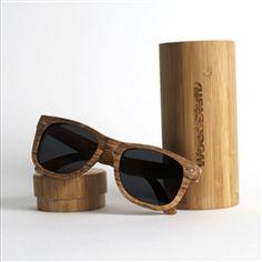 WoodStuff London Houten Zonnebril kopen? Bestel bij fonQ.nl