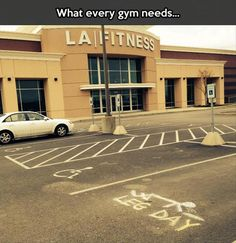 What every gym needs