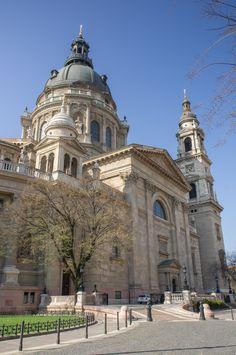 Szent István-bazilika / Basilique Saint-Étienne de Pest,Budapest , Hungary