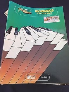 Organ Piano Electronic Keyboard Song Book Beginnings for Keyboards C-EZ Play Musical Instruments & Gear:Sheet Music & Song Books:Contemporary www.internetauctionservicesllc.com $12.99