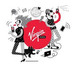 Virgin mobile morale