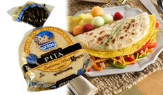 New Pita packaging...