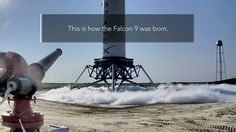 SpaceX 4 años de vida en un precioso Vídeo