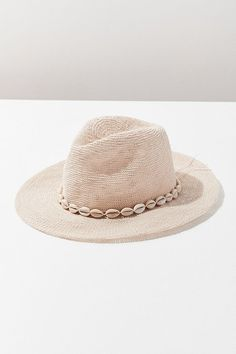 c9dbf065e80 Slide View  2  Pucca Shell Nubby Woven Panama Hat Pucca