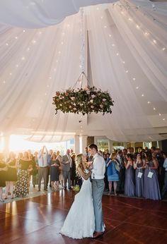 Iowa Wedding Photographer in 2020 Indoor Wedding Decorations, Dance Decorations, Wedding Lanterns, Wedding Dinner, Wedding Events, Weddings, Dance Floor Wedding, Dream Wedding, Secret Garden Theme