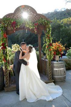 Elliston Vineyards, Sunol, CA.  #wedding #vineyard #winery #events     www.elliston.com