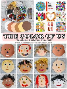 DIFFERENT COLORS OF US
