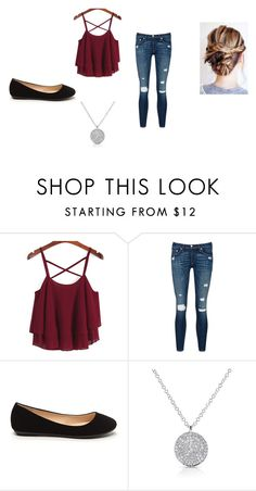 """""""random"""" by kmcollins2000 on Polyvore featuring rag & bone/JEAN"""