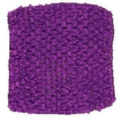 """5.5"""" Crochet Headband - Purple:Amazon:Home & Kitchen"""