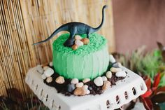 [Boy Bash] Dinosaur Party by Cupcake Couture! - Spaceships and Laser Beams