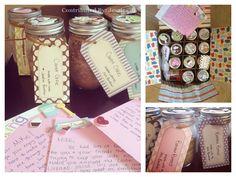 Cake in a Jar Care Package Idea Be Inspired Series: Baked Goods Box | L♥ve From Home #CarePackage #DeploymentCarePackage #CakeInAJar