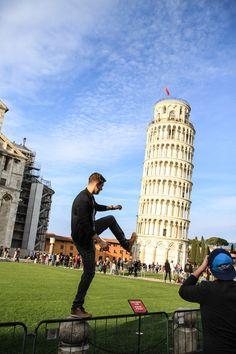 Trip to Italy - Venice, Pisa, Verona & Manarola Venice Travel, Italy Travel, All Over The World, Around The Worlds, Verona, Pisa, Road Trip, Tower, Instagram