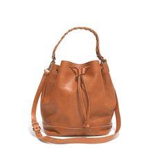 The Dylan Bucket Bag - crossbody bags - Women's BAGS - Madewell