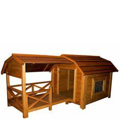 Barn Dog House
