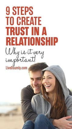 Trust is the nucleus of relationship. Deep trust means strong love. Here are our 9 top tips to help build trust in a relationship to make it last forever. Healthy Relationship Tips, Marriage Relationship, Relationship Problems, Happy Marriage, Marriage Advice, Healthy Relationships, Marriage Infidelity, Better Relationship, Broken Marriage