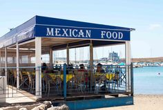 A tasty mexican food restaurant in Marina del Sur.   Estupendo restaurante mexicano en nuestra marina.