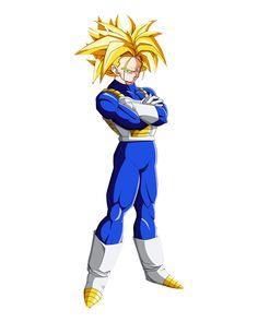 Goku SSJ by dbzandsm on DeviantArt League Of Legends Characters, Dbz Characters, Goku Ssj6, Dragon Ball Z, Super Trunks, Trunks Dbz, Kai, Best Anime Shows, Z Arts