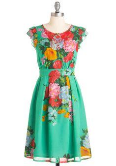 Blossom Day Soon Dress | Mod Retro Vintage Dresses | ModCloth.com