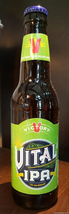 """Back in the fall of 2015 Victory posed the question, """" What if we lived in a world with only one IPA ? """" To answer that question, Victory . Malt Beer, Victory Pose, Brew Pub, Wine And Liquor, Good People, Brewery, Beer Bottle, Victorious, Ale"""