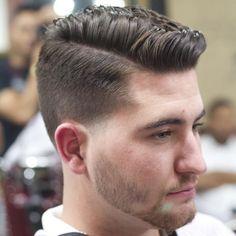 The Modren Comb Over ,men sexiest hairstyles