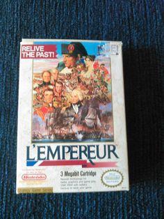 L'Empereur  (Nintendo, 1991) 1985
