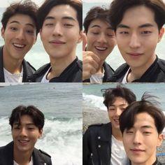 Nam Joo Hyuk and Jisoo to pair up for Flower Boy Bromance | Kpop Fighting!
