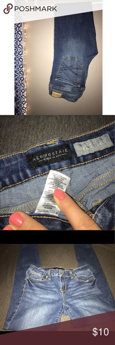 Aeropostale jegging Size 6 great condition Aeropostale jean legging Aeropostale Jeans