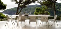 Branch outdoor design furniture design by Lievore Altherr Molina