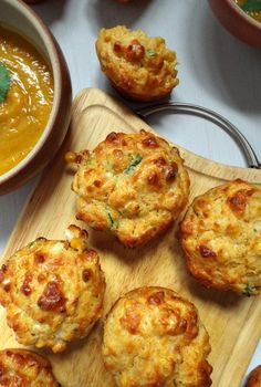 cheddar and sweetcorn muffins - Maryanne T at work made them mini and I love it!