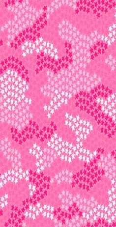 Pink Stars Camo Themed Light Weight (1x4) Regulation Size Custom Cornhole Board Game Set - Corn Hole - Bag Toss