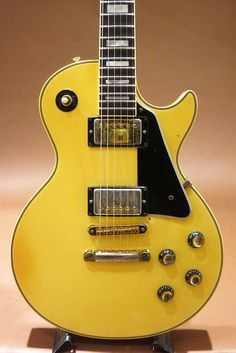 Gibson Les Paul Custom White 1976 77 Vintage w Original Hard Case | eBay