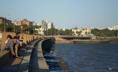 Aguada, Montevideo, Uruguay. Montevideo, Free Travel, Travel Usa, Wishful Thinking, Capital City, Palermo, Vacation Trips, Beautiful Beaches, East Coast