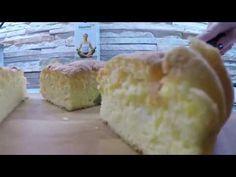 Rizslisztes Piskóta - YouTube Stevia, Paleo, Bread, Health, Youtube, Food, Health Care, Brot, Essen