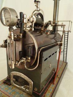 Große Bing Dampfmaschine , Lokomobil , steam engine , GBN ,   eBay