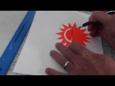 Cutting Duck Tape with the Silver Bullet Pro - YouTube