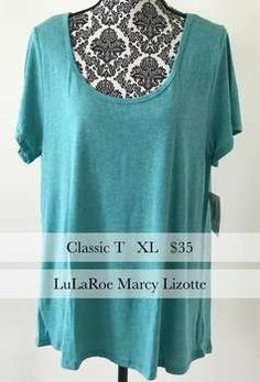 ShopTheRoe | Be Bold With LuLaRoe!$3Shipping(MAP) - Classic Tee XL