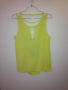Front Yellow Top!!!