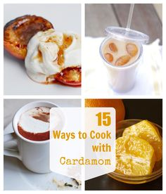 Now trending in the food world: Cardamom. | Cardamom Crazy! 15 Cardamom-Infused Recipes, From Chai to Tarts