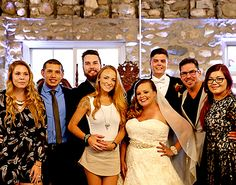 Teen Mom OG's Catelynn Lowell and Tyler Baltierra's Wedding Album! - Us Weekly Taylor Mckinney, Teen And Dad, Mom Series, Mom Show, Birth Mother, Wedding Album, Girls Life, Celebrity Weddings, Celebrities