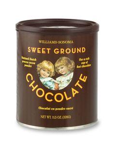 Sweet Ground Cocoa