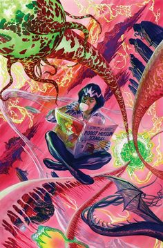 Astro City cover by Alex Ross *