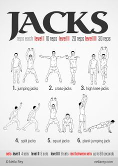 Jacks Workout