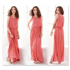"Spotted while shopping on Poshmark: "" Chiffon Summer Dress""! #poshmark #fashion #shopping #style #Dresses & Skirts"