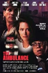 The Ambulance poster [Eric Roberts, James Earl Jones, Janine Turner] Only $6.99