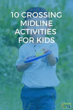 10 Crossing Midline Activities for Kids. The Effective Pictures We Offer You About Teacher Resources books A quality pictu Preschool Activities At Home, Gross Motor Activities, Outdoor Activities For Kids, Gross Motor Skills, Sensory Activities, Toddler Activities, Learning Activities, Kindergarten Songs, Sensory Rooms